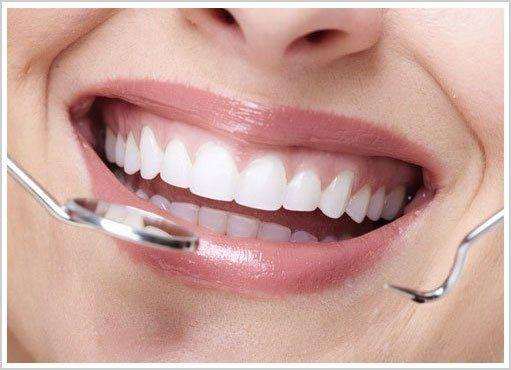 teeth after R.A. sedation