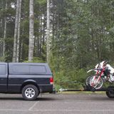 hauling bikes