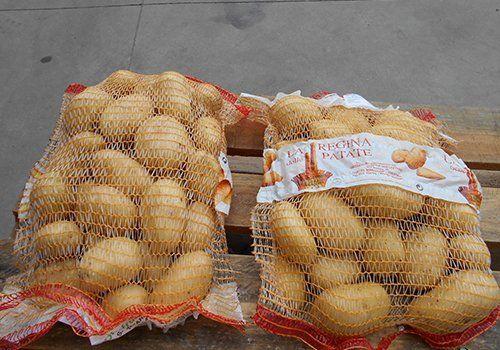 due sacchi di patate