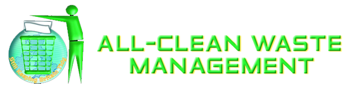 All Clean Waste Management logo