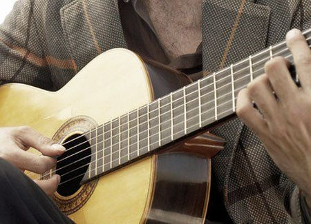 Can you learn to play the guitar without a teacher? - Quora
