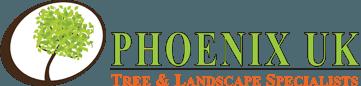 Phoenix Uk Tree and Landscaping logo