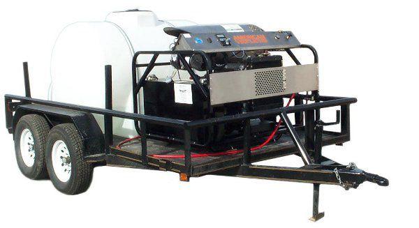 Pressure Washing Equipment Odessa, TX