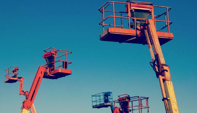 Crane Equipment Rental Midland & Odessa, TX