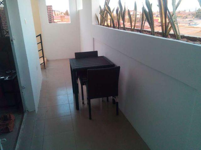 villa 7 hallway