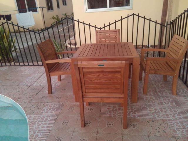 villa 4 garden furniture