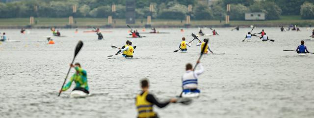 Sprint Canoe Competitions | Scotland