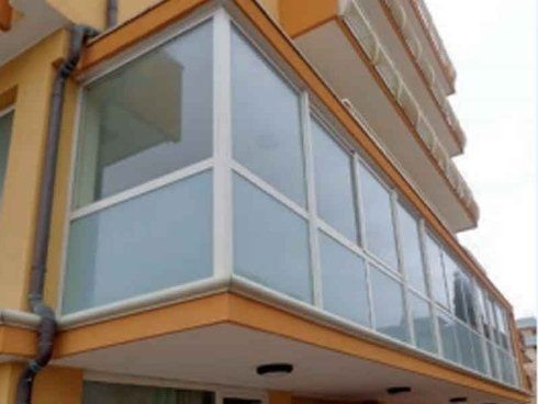 verande su balconi