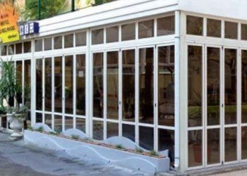 veranda negozio