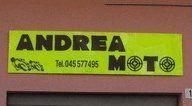 ANDREA MOTO - logo