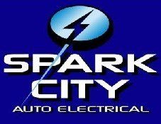 Spark city logo