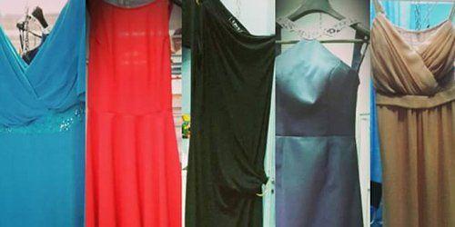 Vestiti dopo il lavaggio alla Lavanderia Giusy Di Foti Giuseppina a Milano