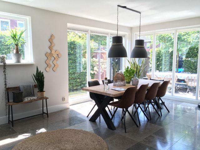 Creatief Huis Inrichten.Hoe Creatief Ben Jij Met Houten Wandtegels