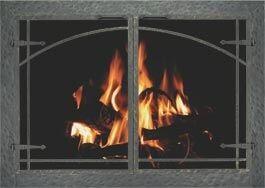 Door Fireplace U2014 Stove In Lafayette, NJ