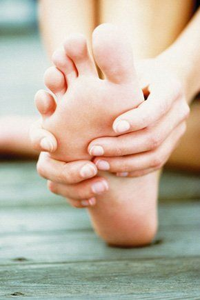 Chiropody treatments - London, Middlesex, Home Counties - Gillian A Michael Podiatrist & Associates - Chiropody Foot
