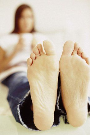 Flat foot pain - London, Middlesex, Home Counties - Gillian A Michael Podiatrist & Associates - Foot