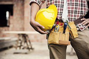 Worker that provides bathroom remodeling in Platteville, WI