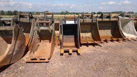 Digger hire - Richmond, North Yorksire - Laverick Plant Hire - JCB
