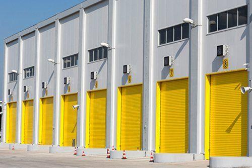 commercial overhead doors Abilene, TX