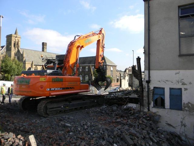 Image result for A professional plant dismantling in Huddersfield