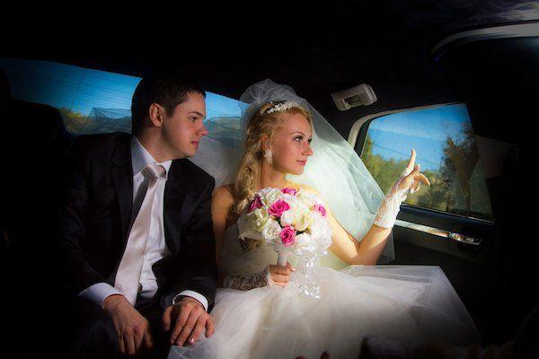 wedding limo service Santa Monica