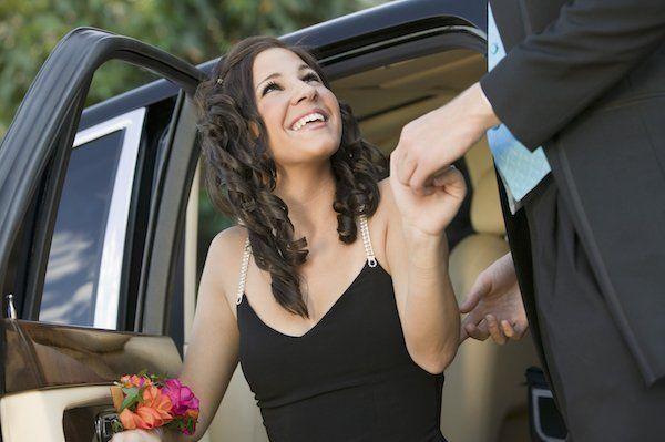 graduation limo service Santa Monica