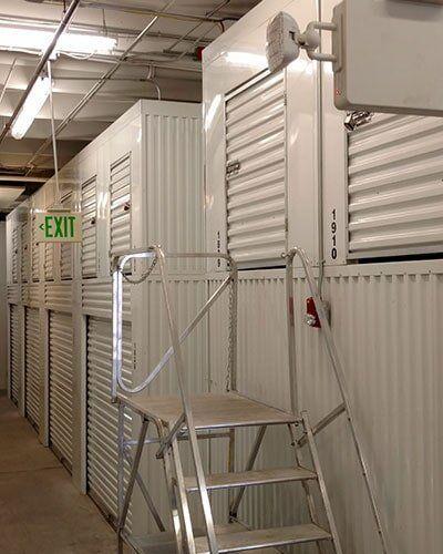 Auction Storage Units