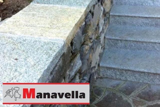 Pavimento In Pietra Di Luserna : Pavimento a coste tranciate pietra di luserna manavella fratelli
