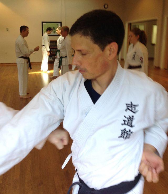 virginia okinawan karate dojo bunkai
