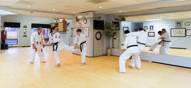 virginia okinawan karate dojo shidokan shorinryu kata bunkai