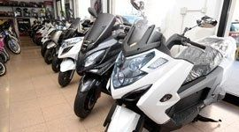 Scooter 250cc nuovi