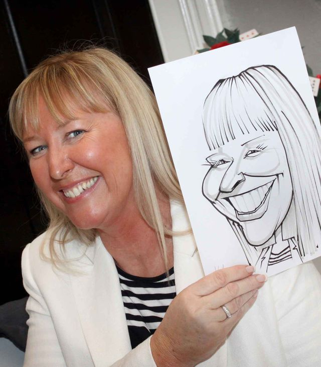 WEDDING CARICATURE experts