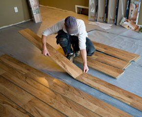 Laminate flooring - Bestwood St Albans - Traditional Timber Floors - Carpenter