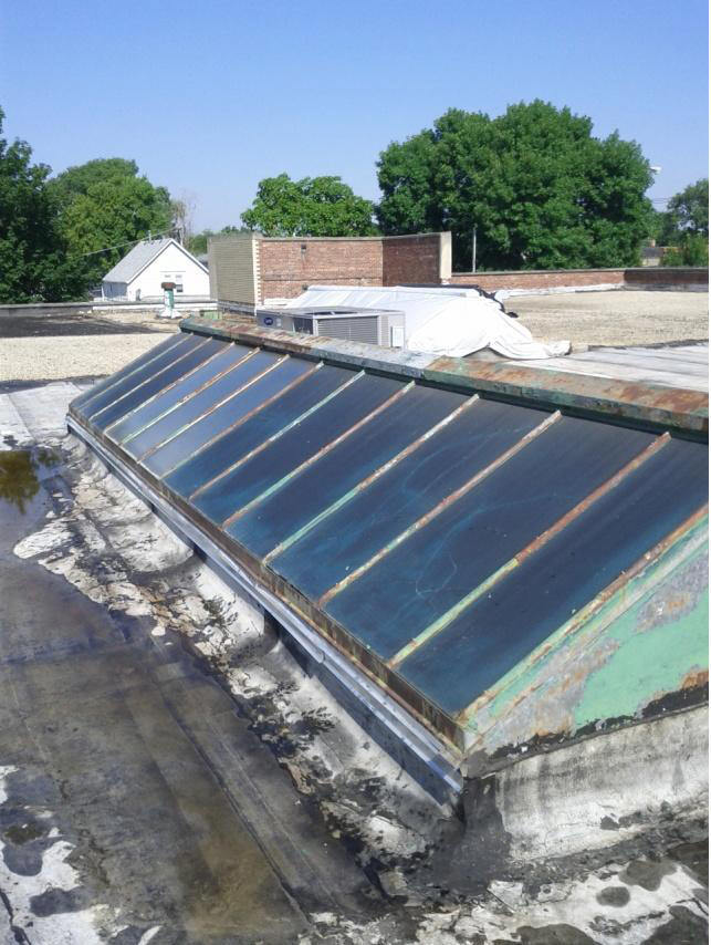 Commercial And Industrial Skylights Nss Exteriors