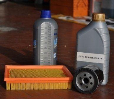 olio lubrificazione