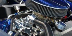 motore di macchina
