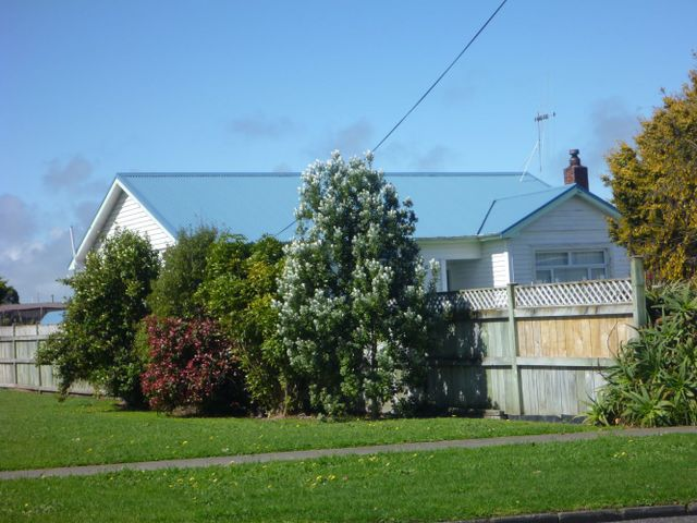 A Wanganui home after re-roofing services