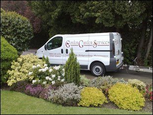 Landscape gardeners edinburgh west lothian and oban gordon van gardening workwithnaturefo