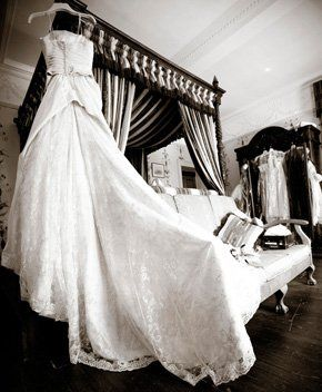 Dry cleaning laundry services edinburgh scotland for Professional wedding dress cleaning