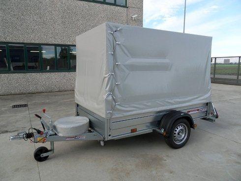 Affordable coperture rimorchi per auto confezione su - Garage mobile per auto ...