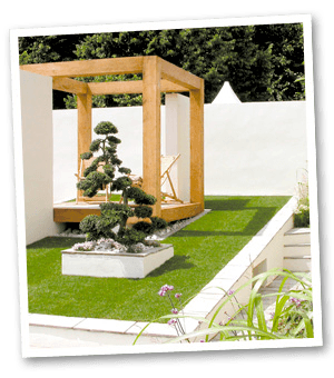 Landscaping - Stockport - Collins Landscapes Ltd - zen garden