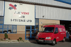 Air conditioning - Wirral, Merseyside - Addvent Air Systems  - Addvent Building