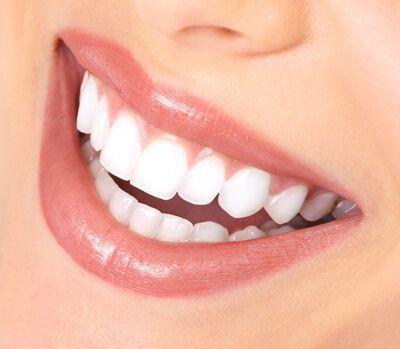 very white dentures