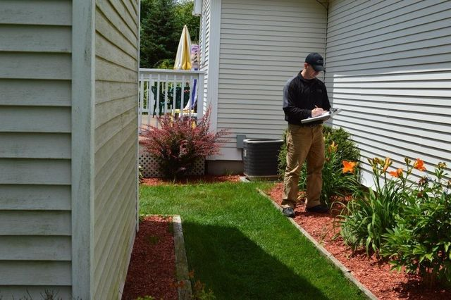 pest control property evaluation inspection