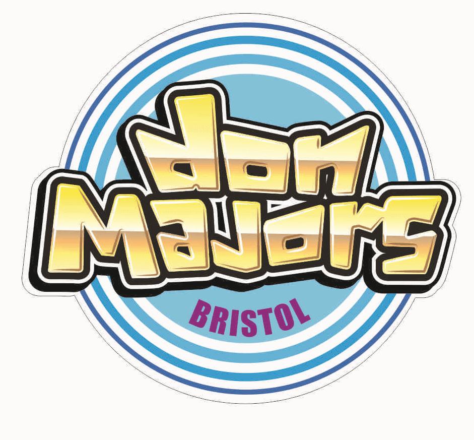 Don Majors Bristol Label