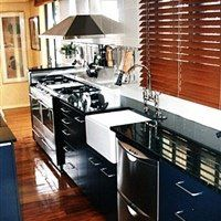 Custom furniture designed for the kitchen