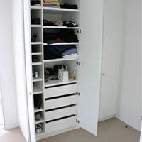Wardrobe custom designed