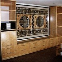 TV cabinet furniture design