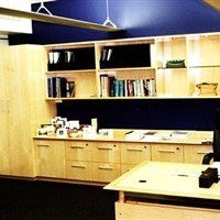 Custom design cabinet office furniture design