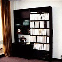 Custom office storage furniture design